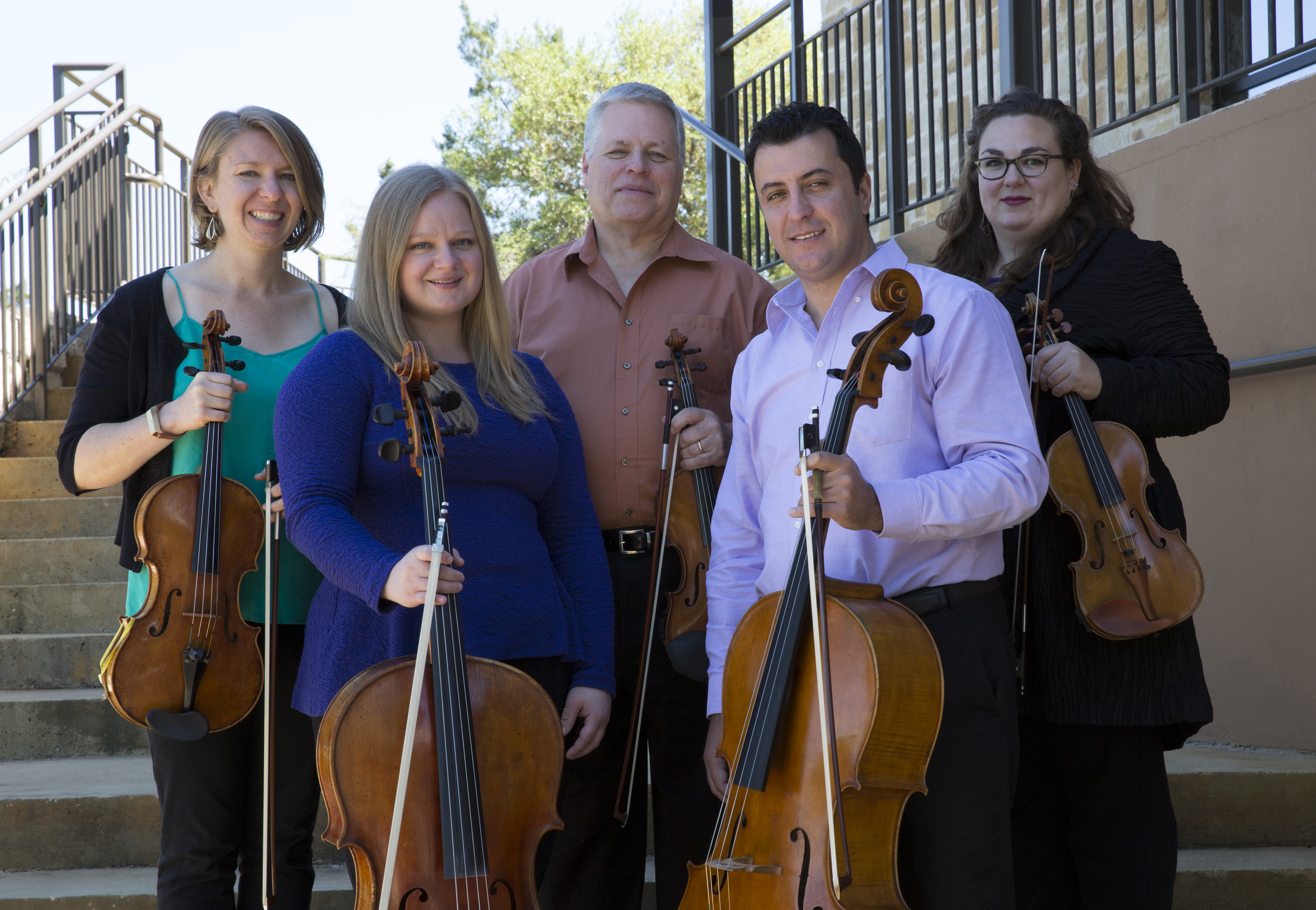 Mid-Texas Symphony Chambers Players-On Tour